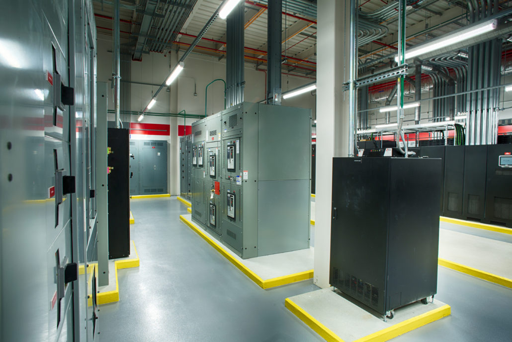 HP&D Provides Commissioning Services at T5 Data Center